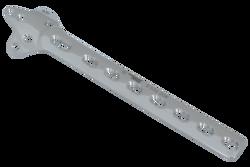 Cloverleaf  Locking Plate