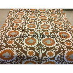 Cotton Suzani Embroidery Original Design