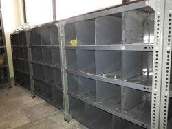 Pigeon Hole Storage Rack