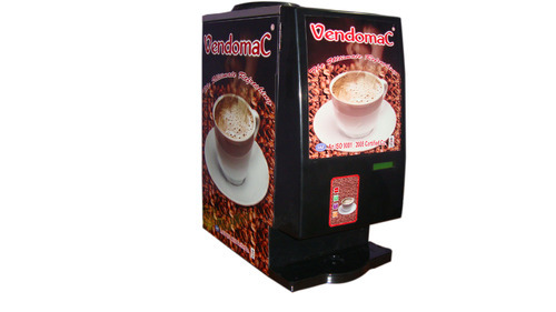 Tea Coffee Vending Machine Double Option