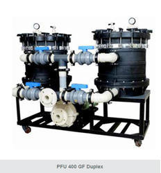 PFU 400 Plate Filtration Systems