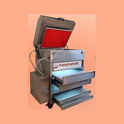 0.95 Mm Letterpress Photopolymer Plate Making Machine