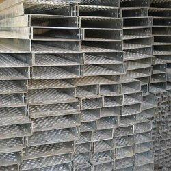 Hot Dip Cable Tray Materials