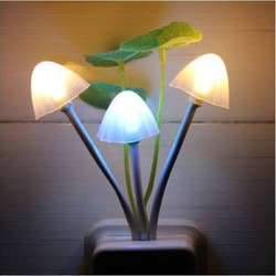 LED Mushroom Night Lamp