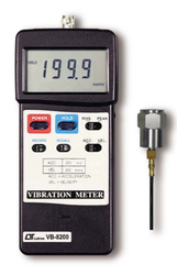 Lutron Vibration Meter VB8200