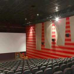 Cinema Hall Set Up