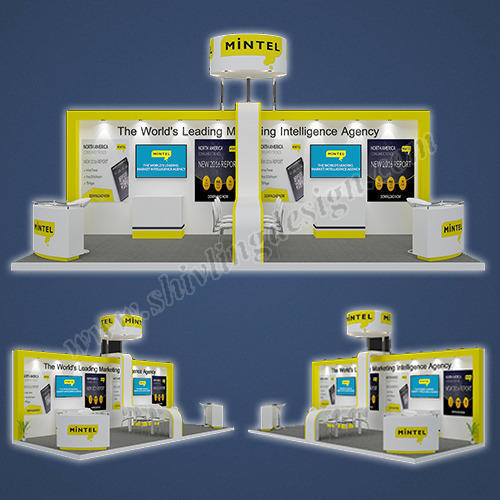 Exhibition Booth Quotation : Exhibition stall design services customized