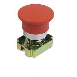 Mushroom Push Button (Metal Series)