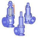 Cast Steel Safety Relief Valve IBR