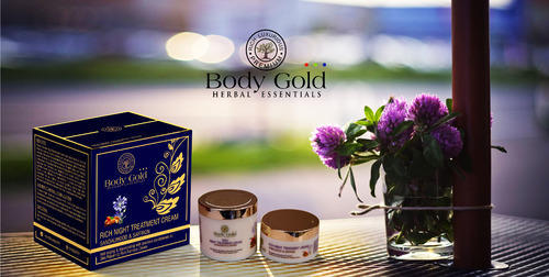 Herbal Luxurious Rich Night Treatment Cream