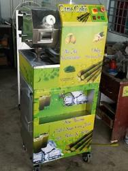 Sugar Cane Juice Extractor With Instant Chiller