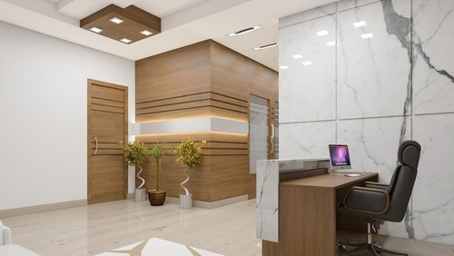 Charming Interior Contractors For Office