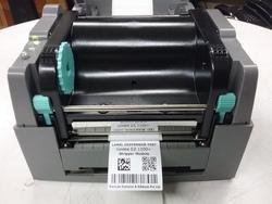 Barcode Label Printer with Dispenser