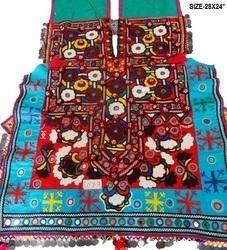 Bohemain Embroidery Neck Yoke