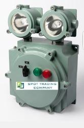 FSG Make Flameproof LED Emergency Light