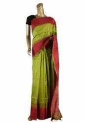 Kantha Worked Designer Saree