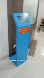 Visitor Management & Security Touch Screen Kiosk