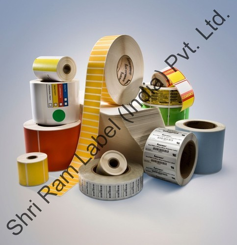 Barcode Labels Rolls