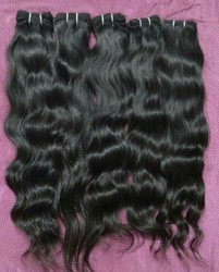 Raw Unprocessed Temple Hair