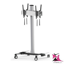 Back Mobile TV Cart
