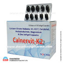 Soft Gels Calcium with Calcitriol