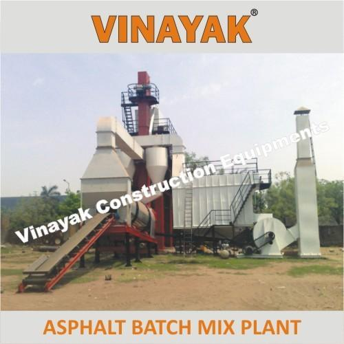 Asphalt Batch Mixing Plants