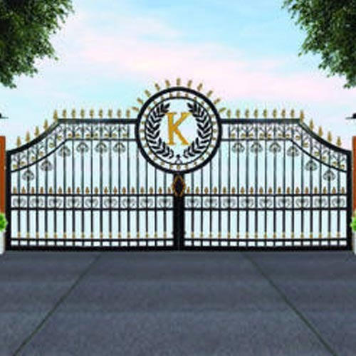 indian open driveway gate.  Main Gates Stainless Steel Mild India