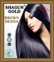Shagun Gold Brown Hair Dye Powder