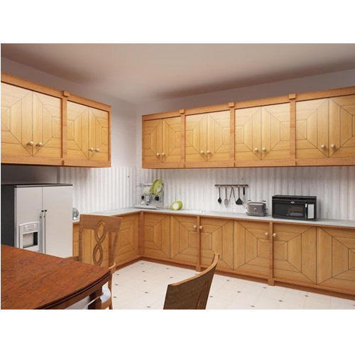 Simple Modular Kitchen