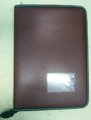 F/S Size Rexine Executive Folder