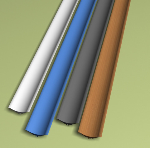 Soft Edge PVC Micro Covings