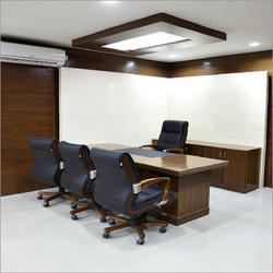 Indian Office Cabin Interiors