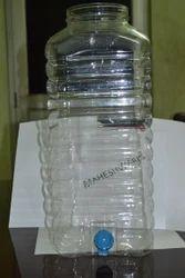 Plastic Jar with Tap