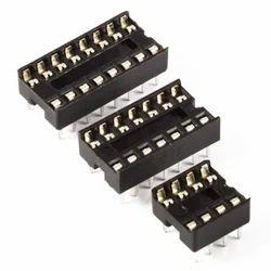 IC插座薄型