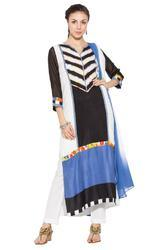 Designer Beautiful Casual Party Wear Ladies Long Suits