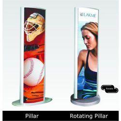 Rotating Pillar