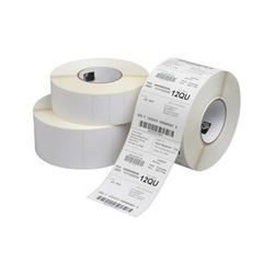 Roll Form Sticker Labels