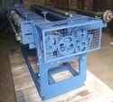 Non Woven Reel To Sheet Cutter With Slitting And Rewinding
