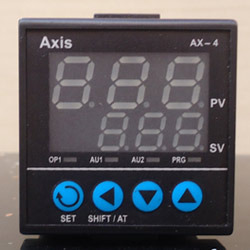 Axis Ax Seies PID Temperature Controllers
