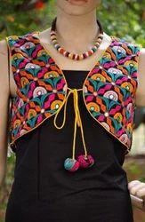 Embroidery Kurti Jacket