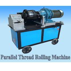 Parallel Thread Rolling Machine