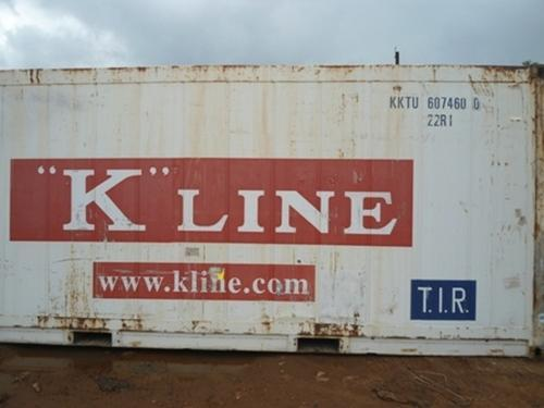20ft Second Hand Reefer Container