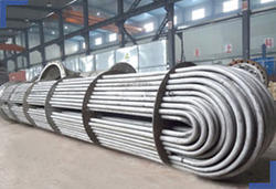 Stainless Steel 316TI Welded U Tubes