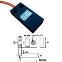 Inductive Proximity Sensors (Rectangular) PE-8D-540-F-3P
