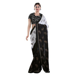 Fancy Saree with Border