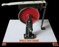 Single Shoe Brake Model