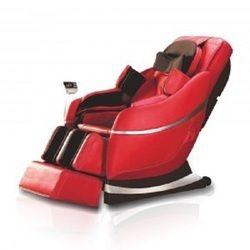 Elite Plus Luxury 3D Massage Chair - Rose Red