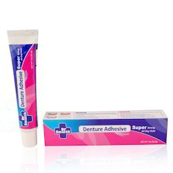 Denture Adhesive Cream 1 Oz (28.3g)