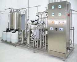 Pharma Grade Water Treatment Plants
