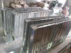 Aluminum Duct Dampers (Aluminum Dampers)
